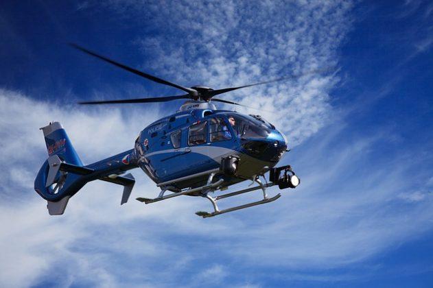 ヘリコプター 夢占い