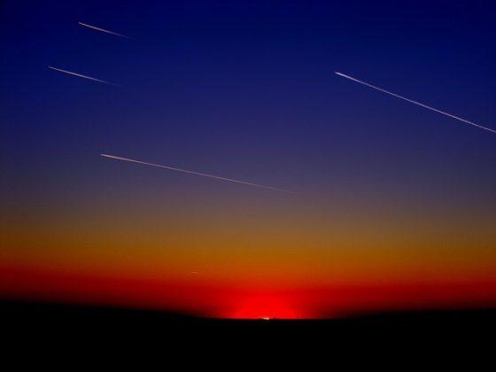 隕石 夢占い
