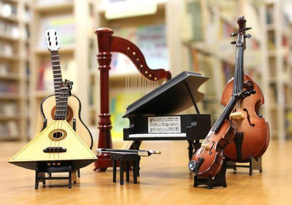 楽器 夢占い