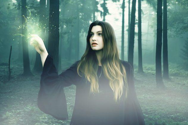 魔女 魔法使い 夢占い