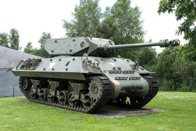 戦車 夢占い